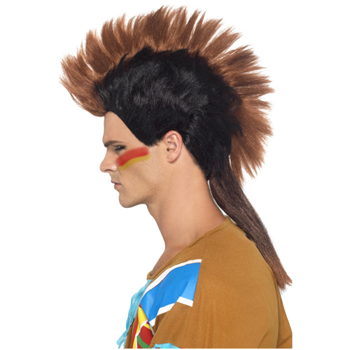Indian Male Wig