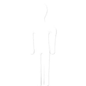 Inflatable Body 1.5 metres