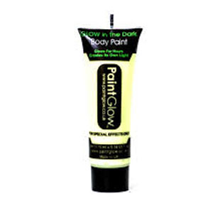 invisible glow in the dark face body paint party supplies from. Black Bedroom Furniture Sets. Home Design Ideas