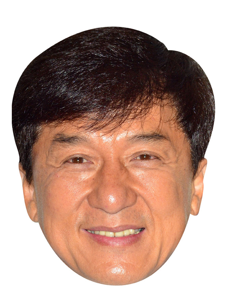 Jackie Chan Mask