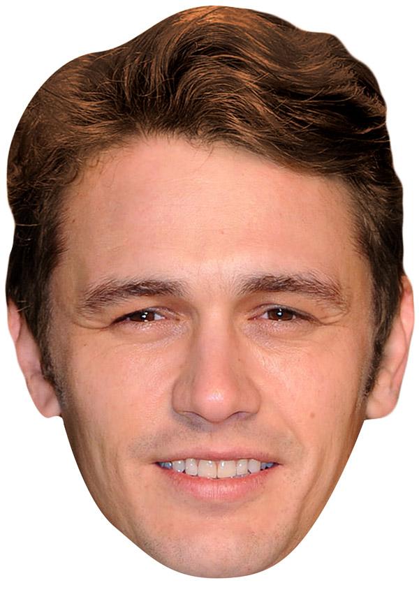 James Franco Mask
