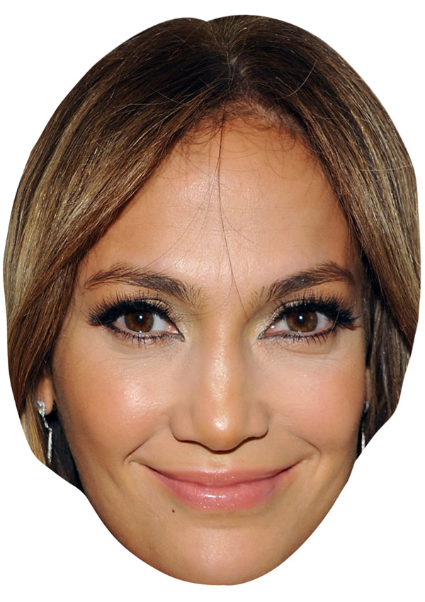 Jennifer Lopez Mask