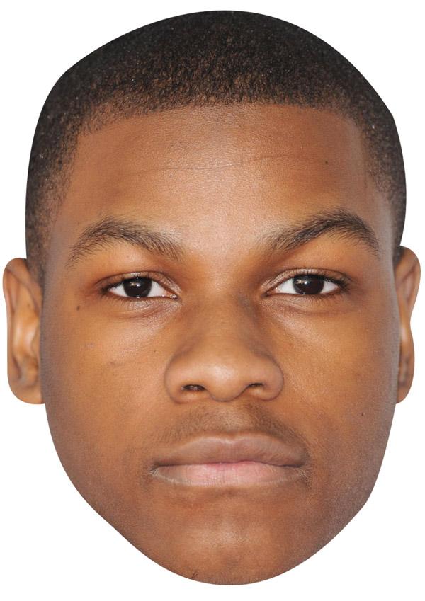 John Boyega Mask
