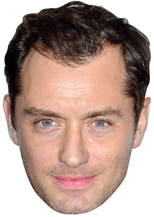 JUDE LAW MASK