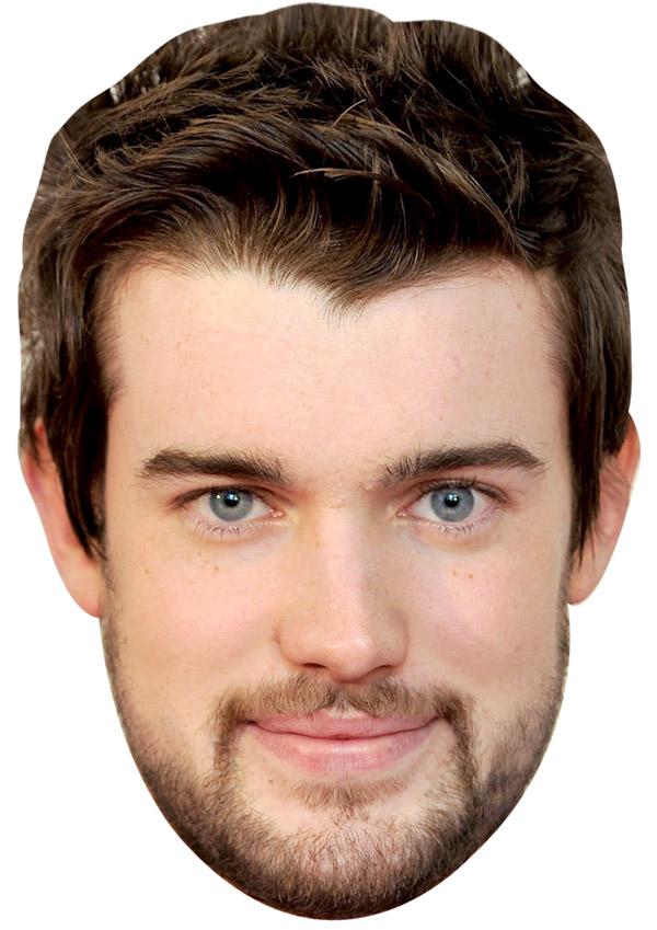 Jack Whitehall Mask