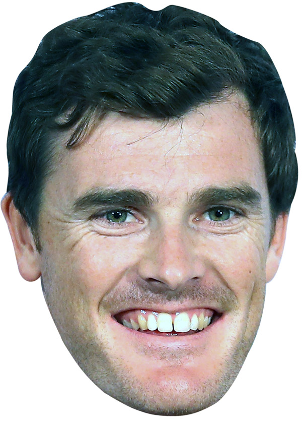 Jamie Murray Mask