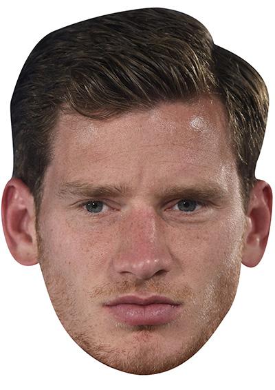 Jan Vertonghen Mask