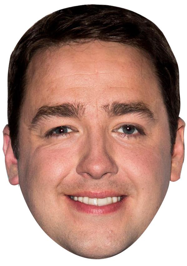 Jason Manford Mask