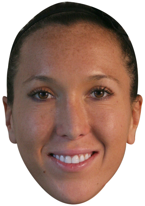 Jelena Jankovic Mask