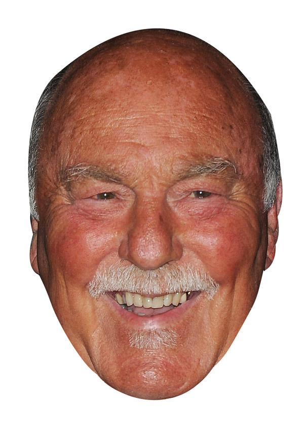 Jimmy Greaves Mask