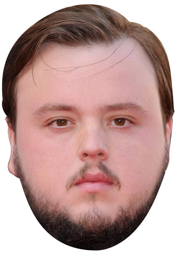 John Bradley Mask