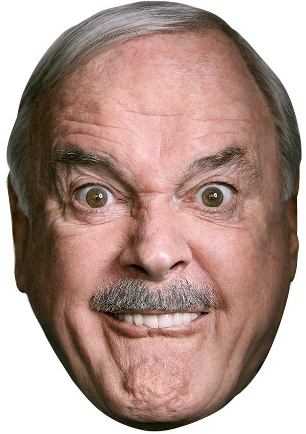 John Cleese Smile Mask