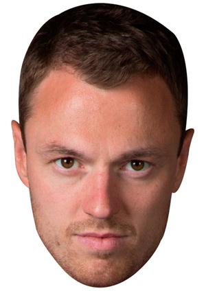 Johnny Evans Mask