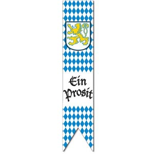Jointed Oktoberfest Pull-Down Cutout 6'