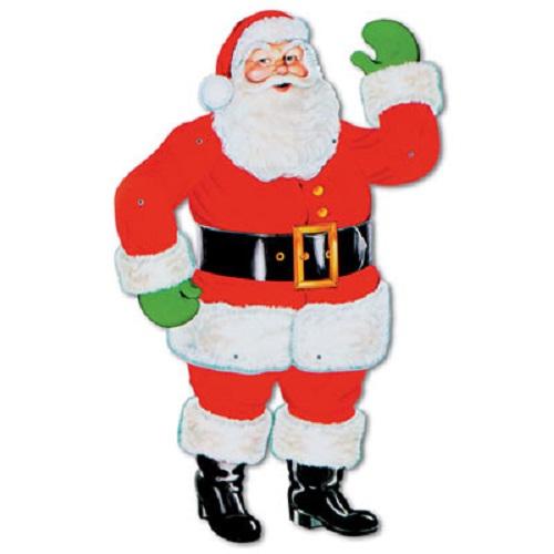 """Jointed Santa 29"""""""