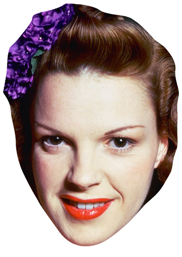 Judy Garland Mask