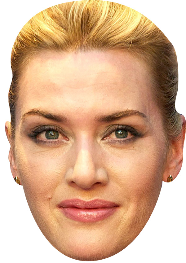 KATE WINSLET MASK