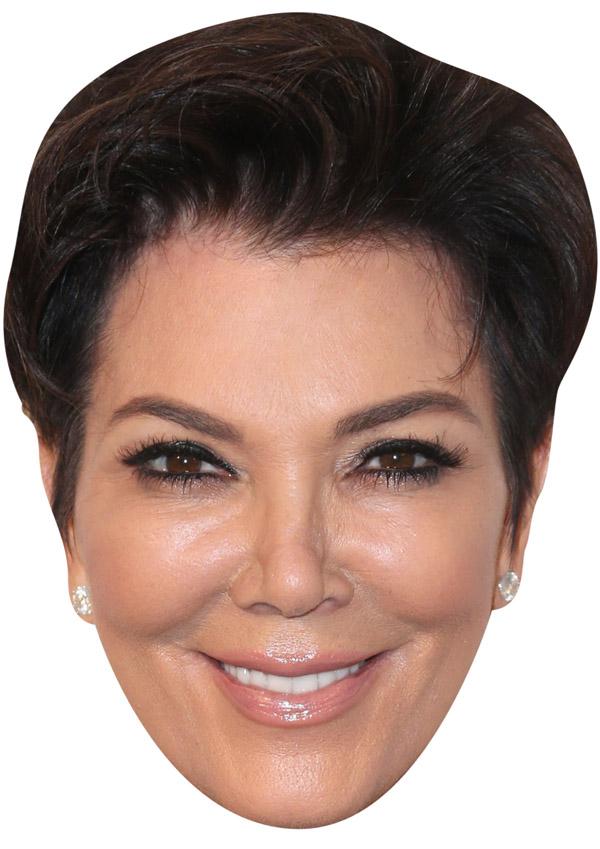 Kris Jenner Mask