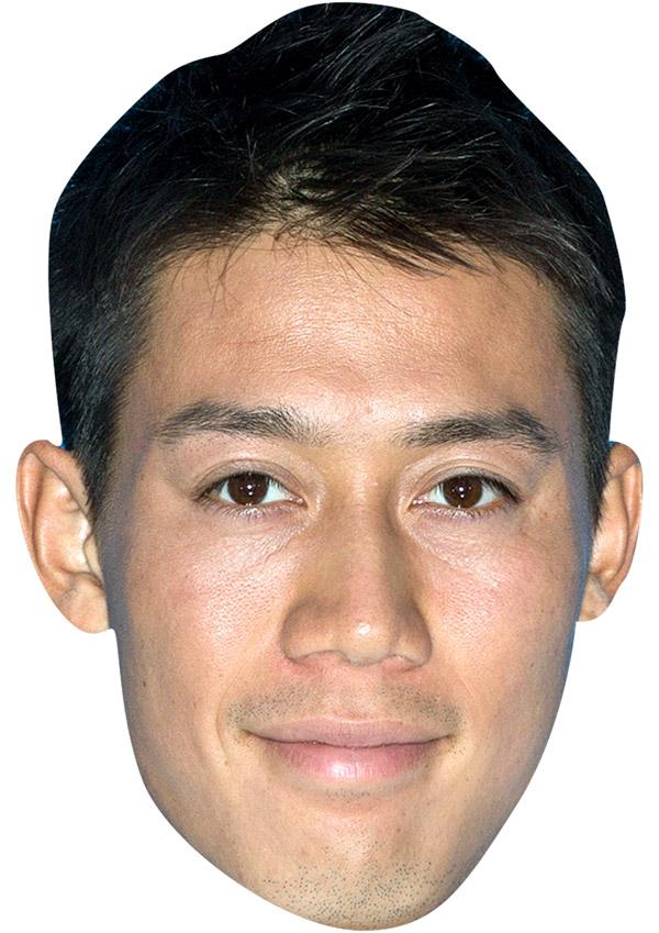 Kei Nishikori Mask