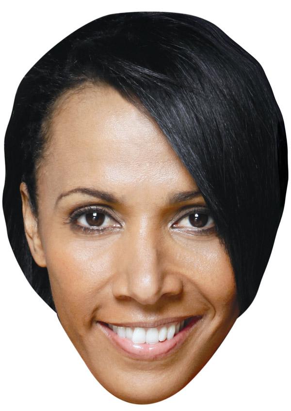 Kelly Holmes Mask