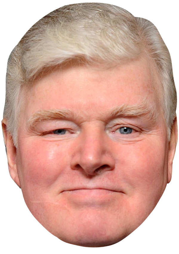 Kenny Ireland Mask