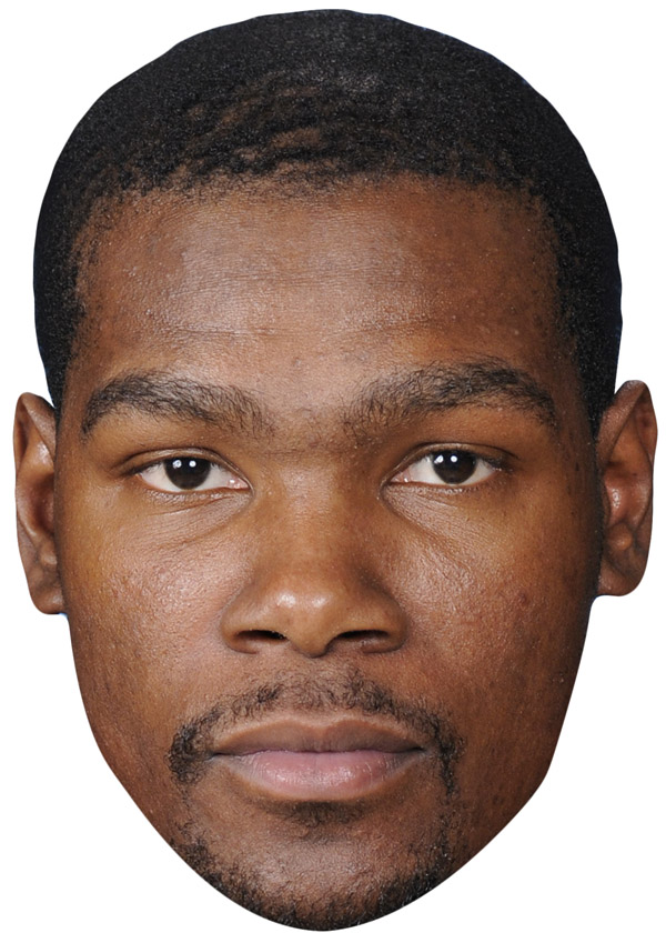 Kevin Durant Mask