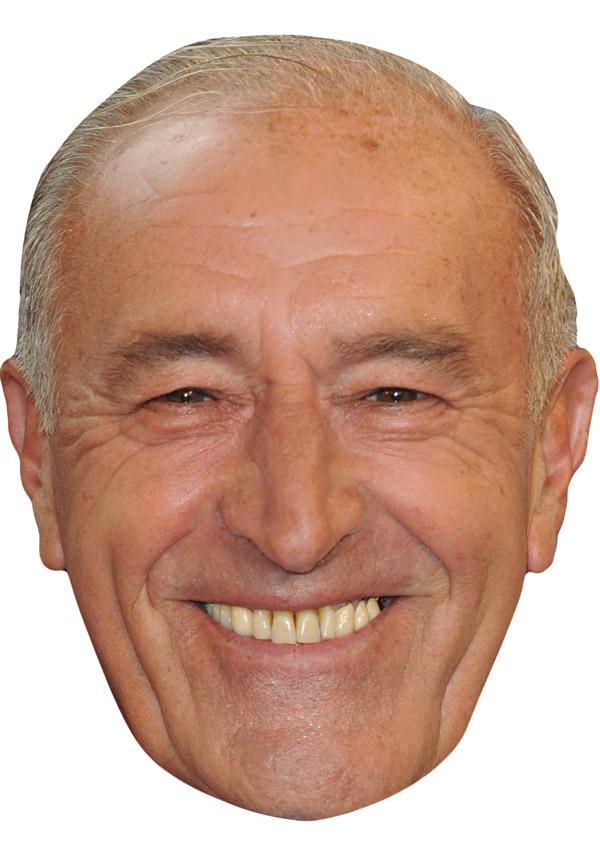 Len Goodman Mask