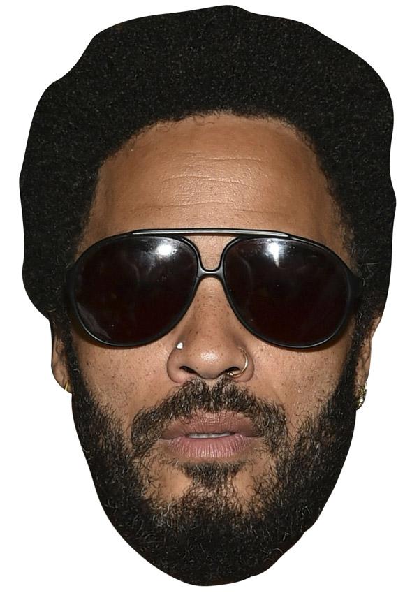 Lenny Kravitz Mask