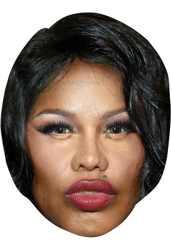 Lil Kim Mask