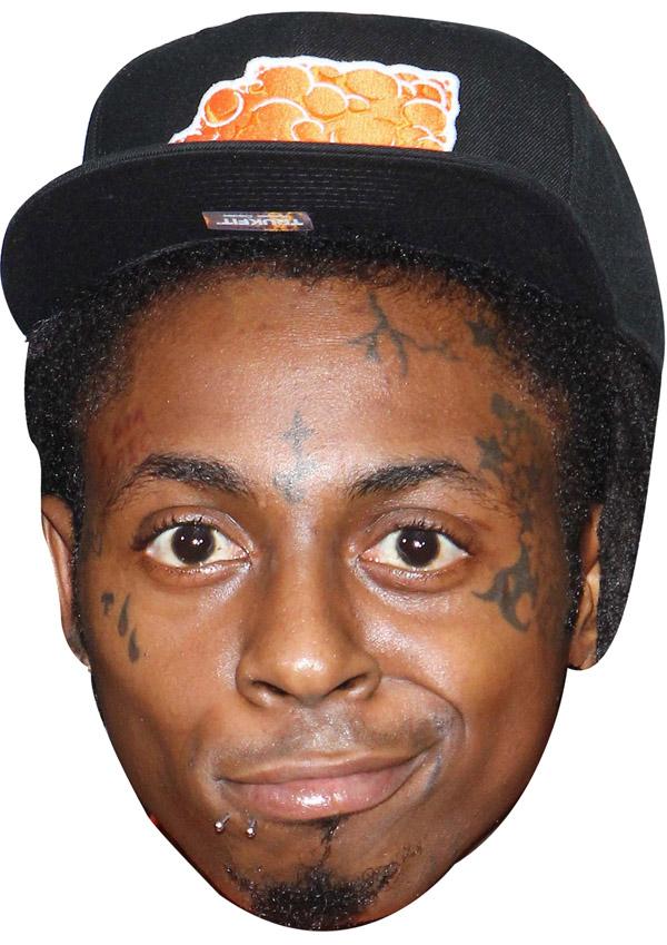 Lil Wayne Mask