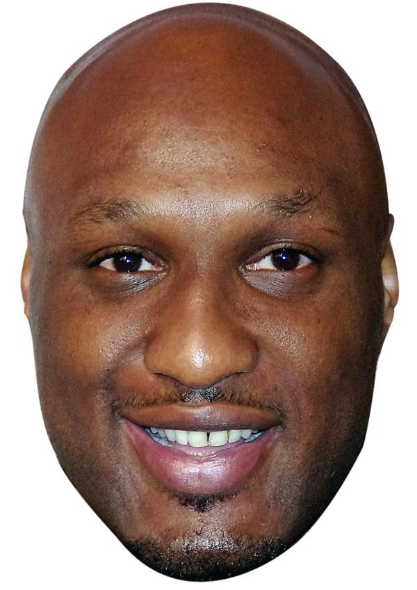 Lamar Odon Mask