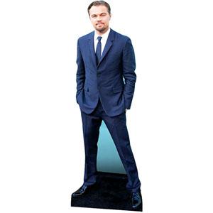 Leonardo DiCaprio Cardboard Cutout