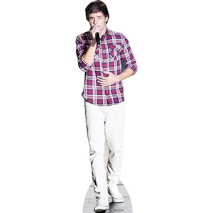 Liam Payne One Direction Lifesize Cardboard Cutout