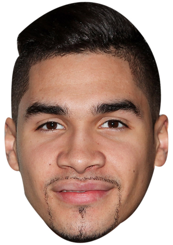 Louis Smith Mask
