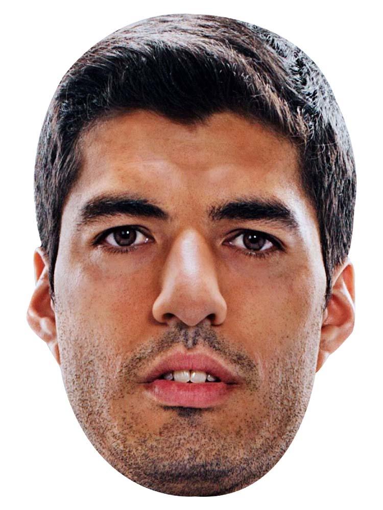 Luis Suarez Mask