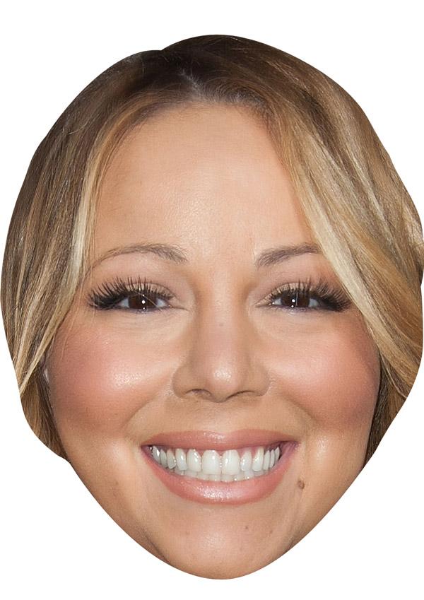 Mariah Carey Mask
