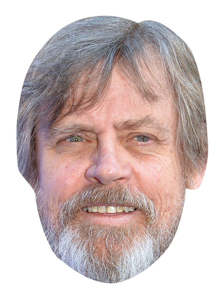 MARK HAMILL MASK
