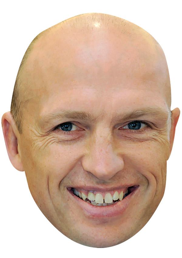 Matt Dawson Mask