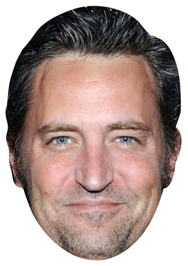 MATTHEW PERRY MASK