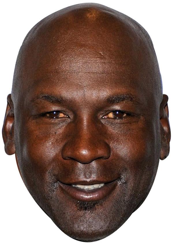 Michael Jordan Mask