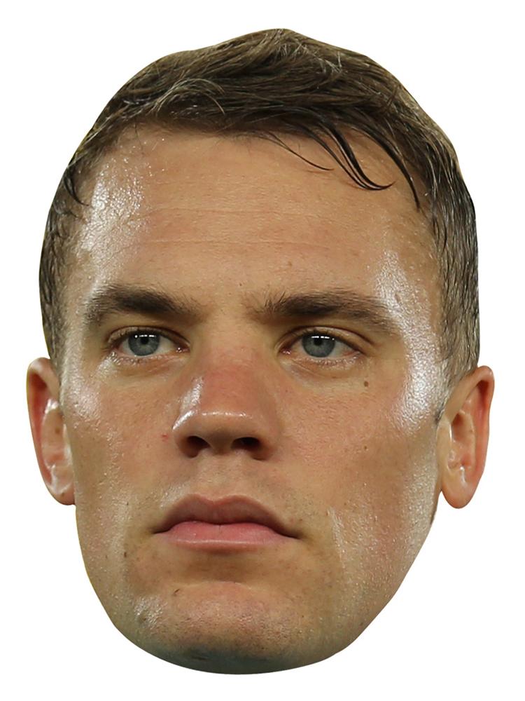 Manuel Neuer Mask (Germany)
