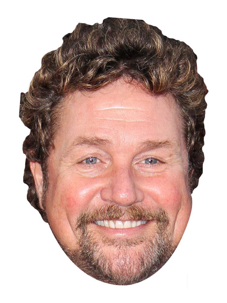 Michael Ball Mask