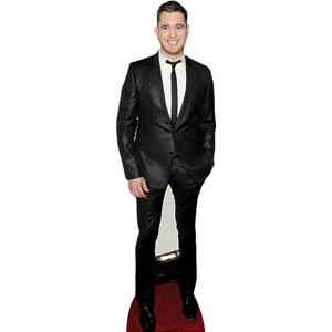 Michael Buble Lifesize Cardboard Cutout
