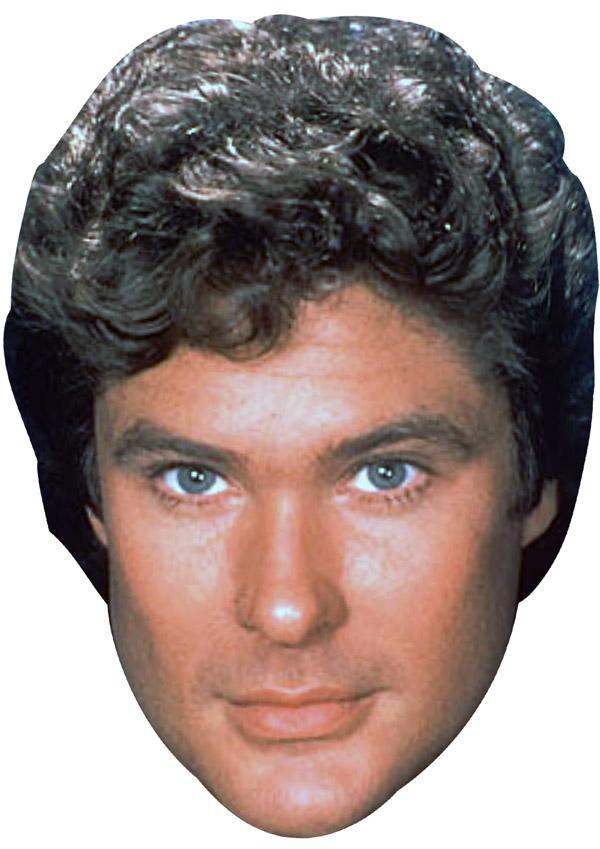 Michael Knight Mask