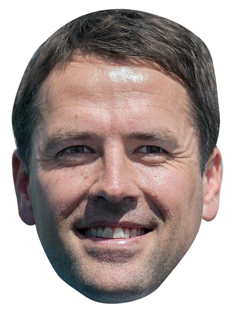 Michael Owen Mask