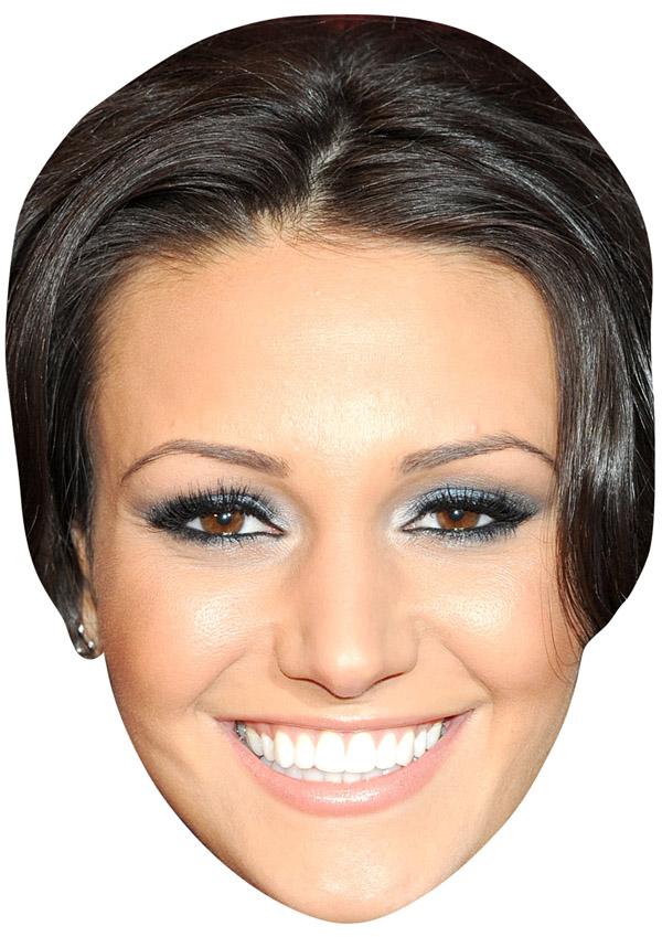 Michelle Keegan Mask