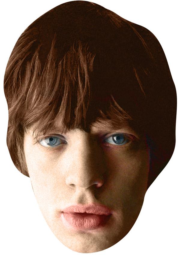 Mick Jagger Mask