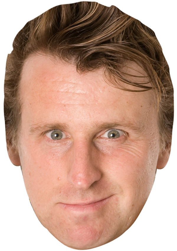 Milton Jones Mask