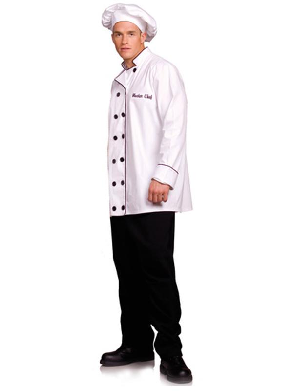 Mr Chef (Jacket Pants Hat)
