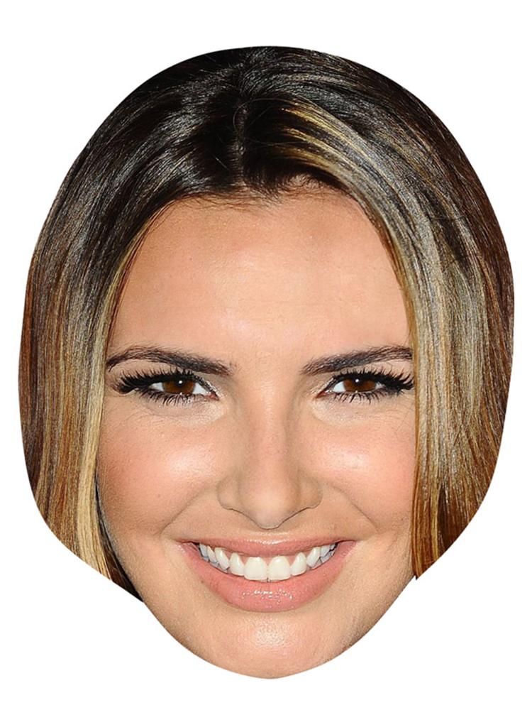 Nadine Coyle Mask